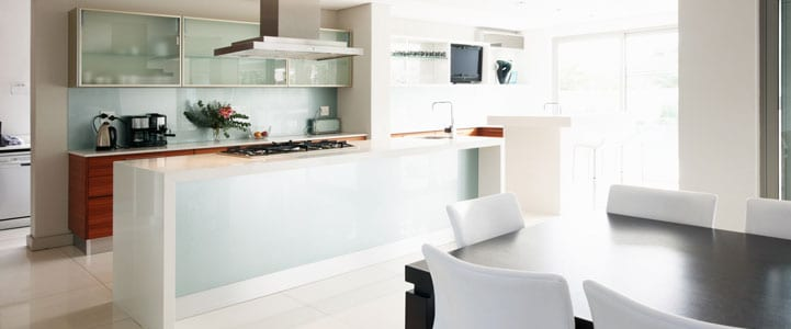 The essence of modern living is found in this space.