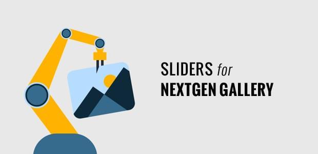 NextGen Gallery Slider
