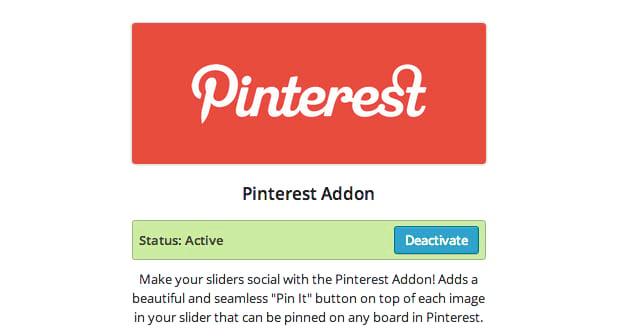 Soliloquy Pinterest Addon