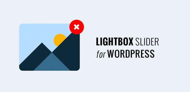How to Create a Lightbox Slider in WordPress