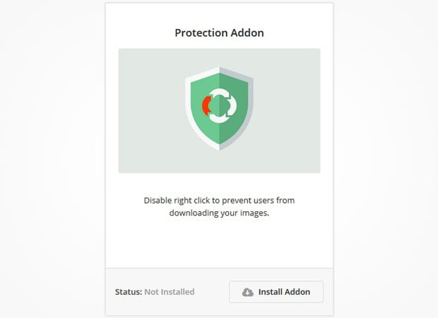 Protection Addon