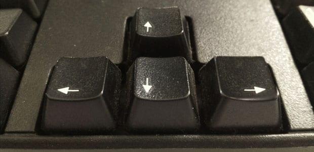 Move Slider with Keyboard Navigation