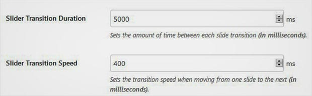Slider Transition Speed