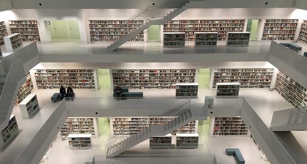 giant library