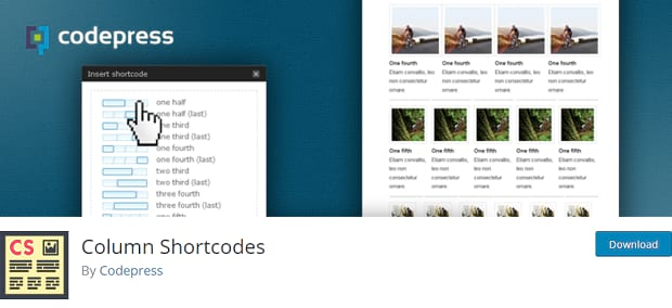 Column Shortcodes
