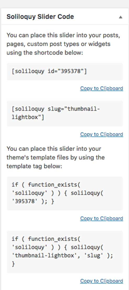 Edit your slider and in the Soliloquy Slider Code sidebar you can easily find your slider ID