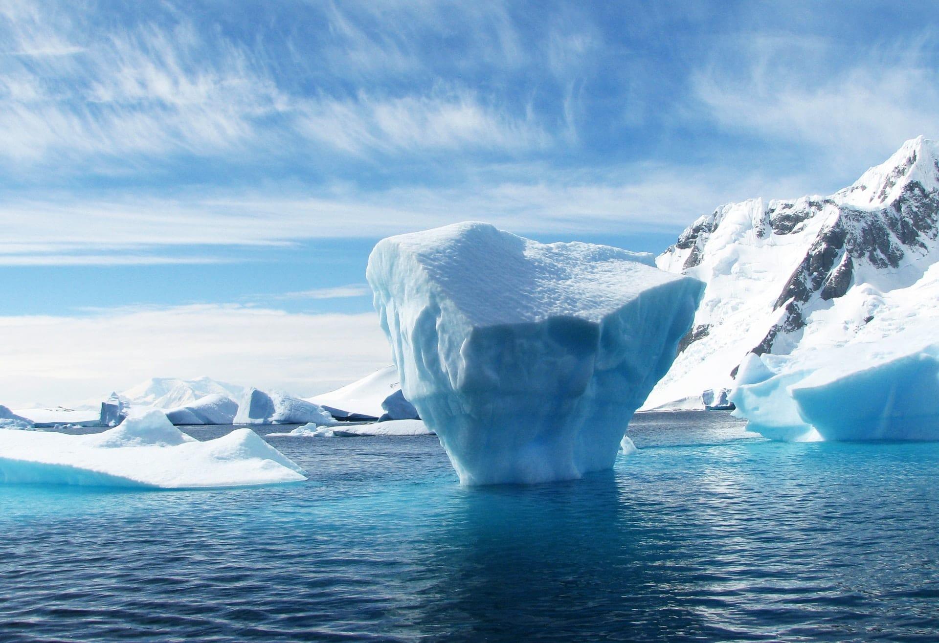 iceberg-antarctica-polar-blue-53389