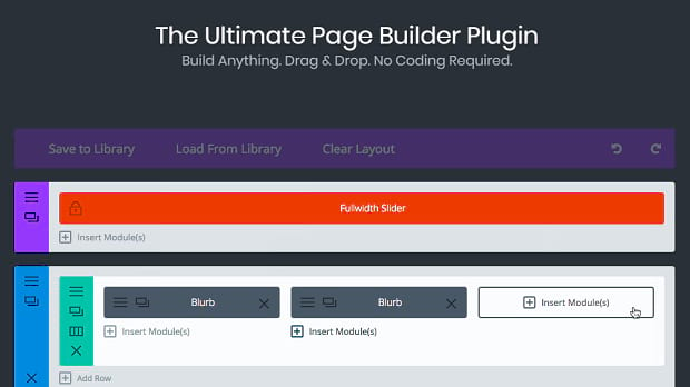 Ultimate Page Builder Plugin