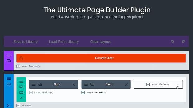Ultimate Page Builder Plugin