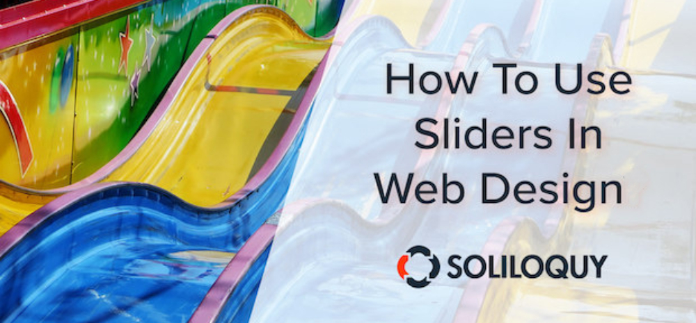 How To Use Sliders In Web Design